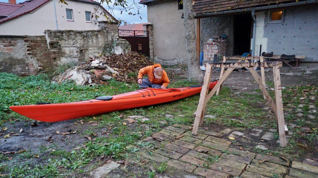My new kayak