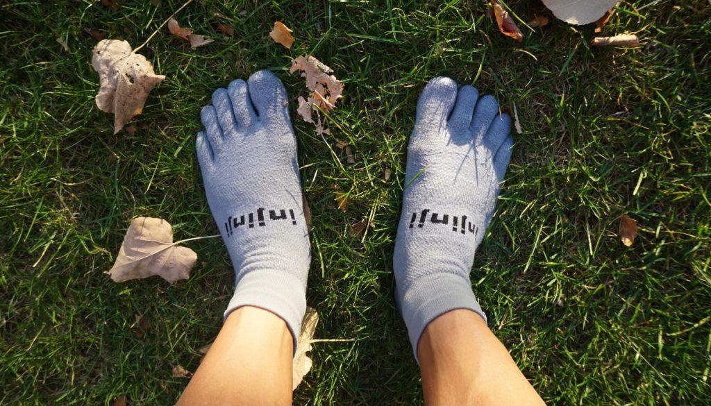Injinji ponožky