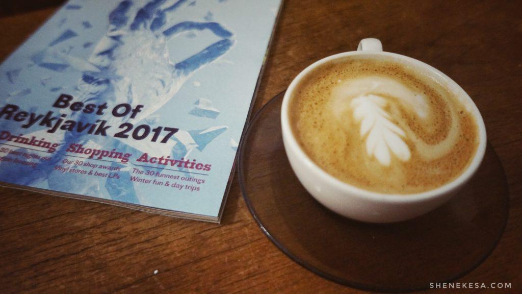Rejkavik Roaster cappuccino