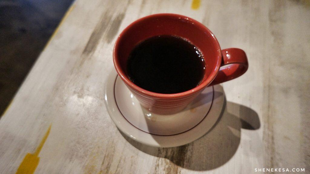Cafe Haiti Reykjavík Americano