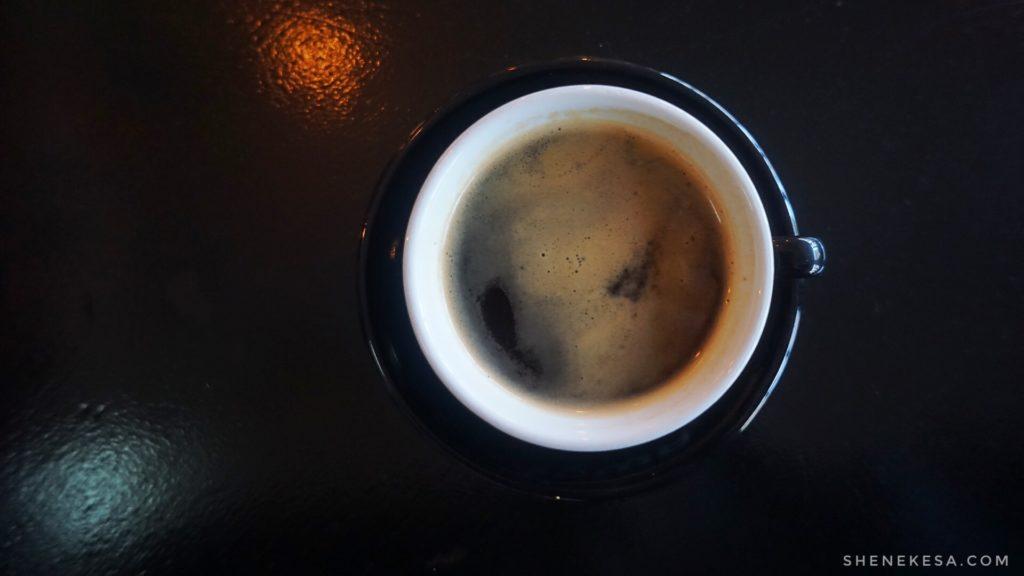 Kaffi Vínyl amerciano