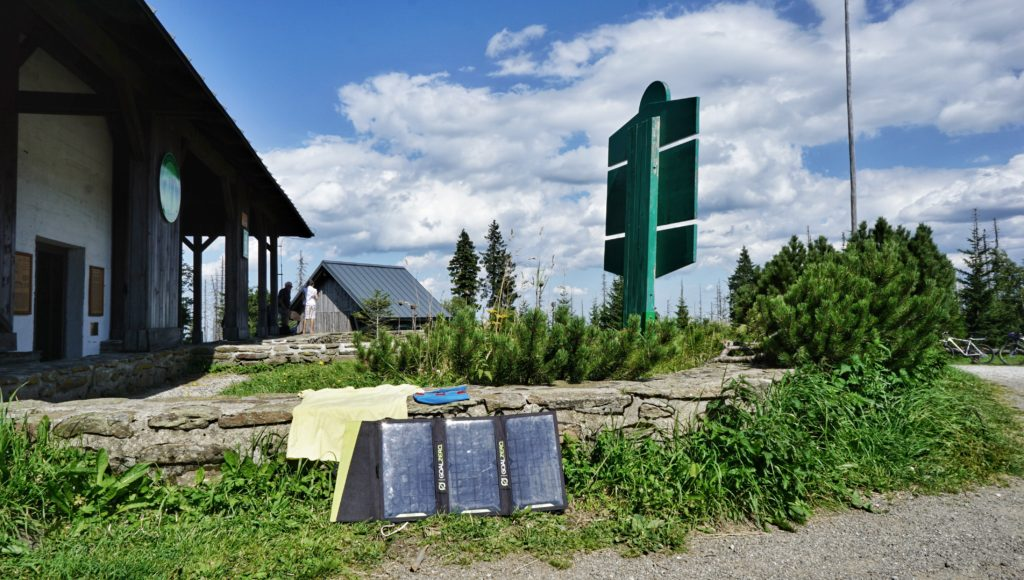 Goal Zero solar pannels