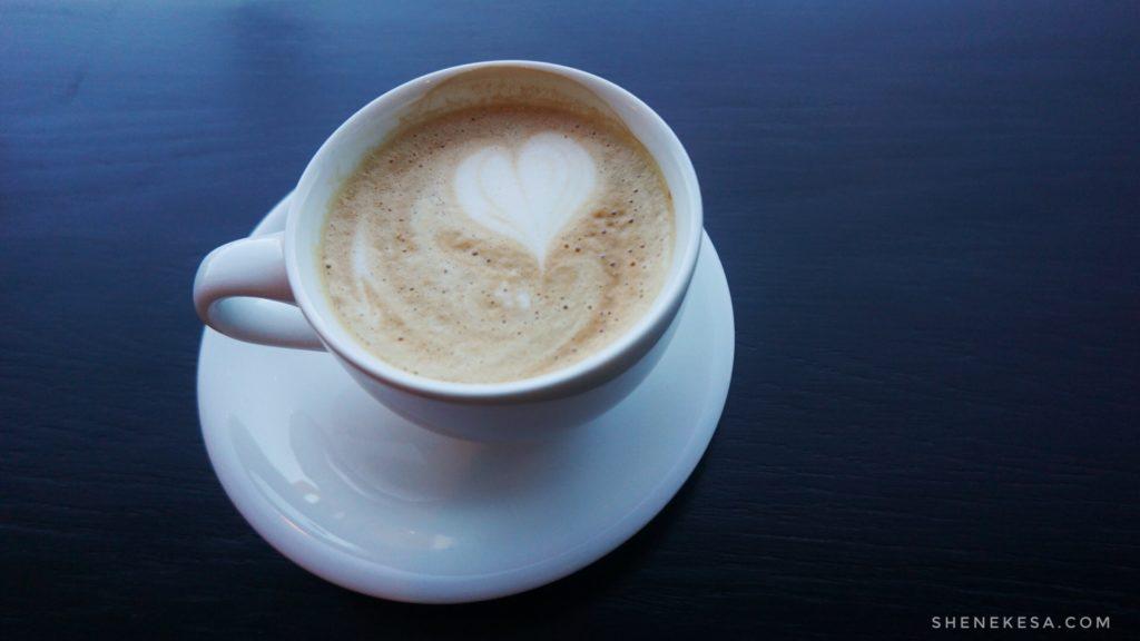 Bismut Reykjavík, cappuccino