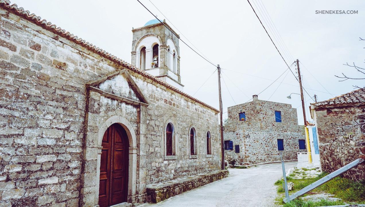 Aegina, Pachia Rachi