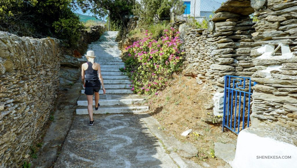 Anka, ostrov Andros