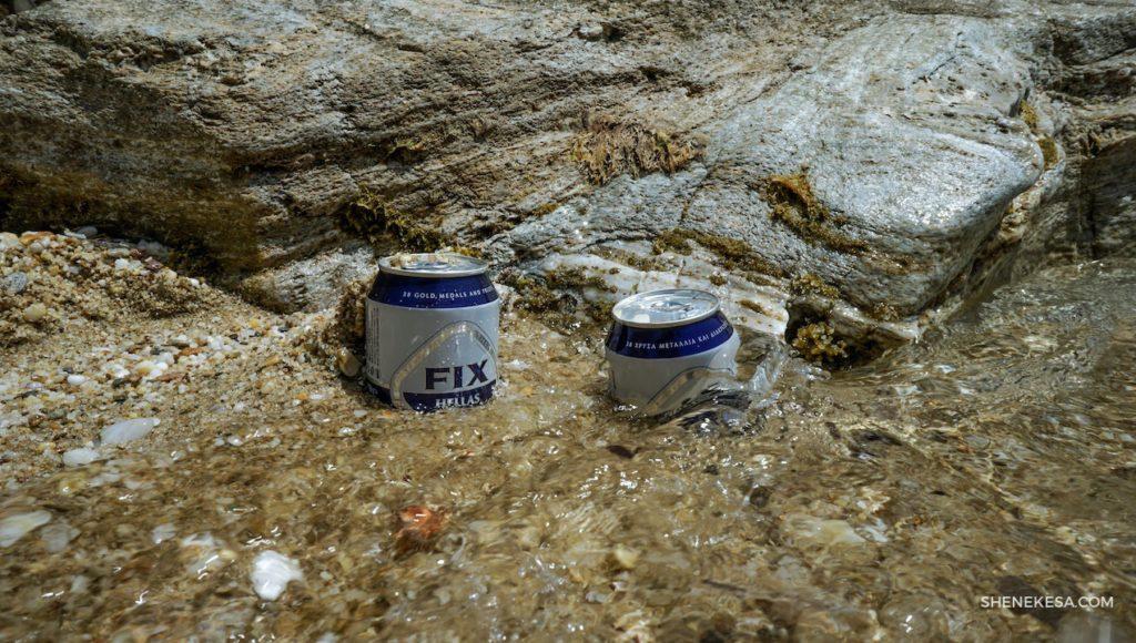 Pivo FIX, Řecko